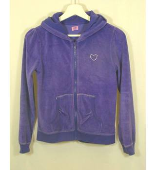 F and F - Size: 11 - 12 years - Purple Hoodie