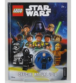 THE LEGO STAR WARS: Official Annual 2018