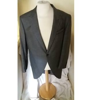 Marks & Spencer Grey Morning Suit Jacket with Tails Size 40""
