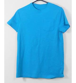 NWOT M&S Size: 12 - 13 Years Blue Short sleeved T-shirt