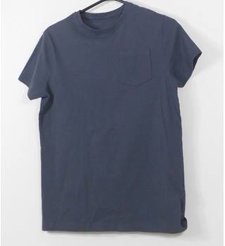 NWOT M&S Size: 12 - 13 Years Grey Short sleeved T-shirt