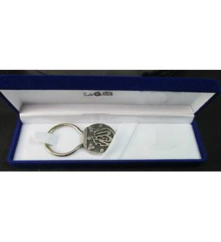 BNWOT Logine Silver key ring – Boxed.
