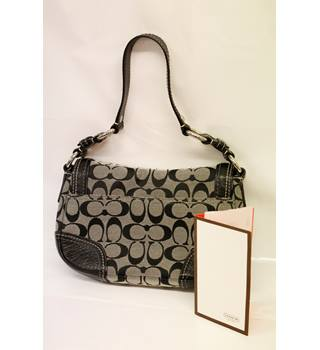 Designer Handbag Coach - Size: Not specified - Grey