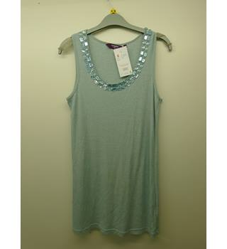 New Look - Size: 16 - Grey - Sleeveless top [L4]