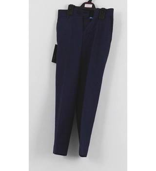 NWOT M&S Autograph Size: 6 - 7 Years Blue Trousers
