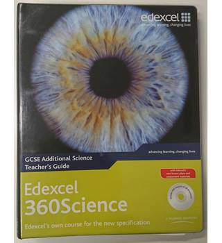 Edexcel GCSE Additional Science: Teachers' Active Pack Book
