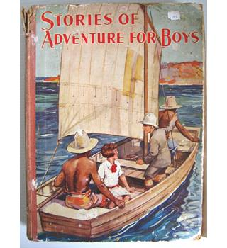 Stories of Adventure for Boys