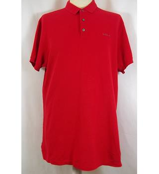 Marc JACOBS - Size: XL - Red - Polo shirt