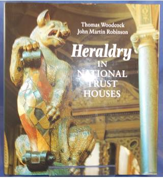 Heraldry in National Trust houses