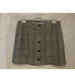 M&S Collection Women's Skirt, size 20 M&S Marks & Spencer - Size: 20 - Grey - Knee length skirt