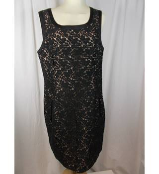 Oasis size 14 lace dress