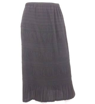 Patsy Seddon for Phase Eight Black Knee-Length Skirt Size M/L