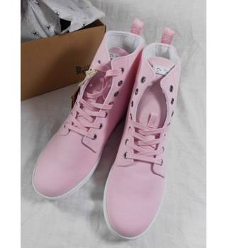 Canvas AirWair Dr. Martens - Pink - Boots