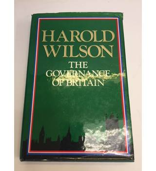 Harold Wilson, The Governance of Britain
