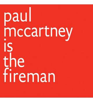 Paul McCartney is the Fireman: Electric Arguments - Digipak + Slipcase Paul McCartney is The Fireman
