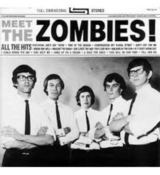The Zombies! 3CD boxed Set - Razor Records The Zombies