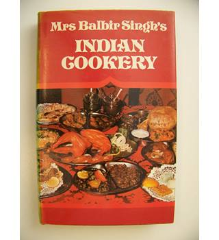 Mrs Balbir Singh's Indian cookery