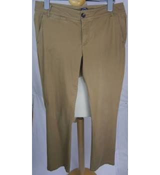 Joules - Size: 16 - Brown - Chinos