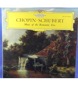 Chopin/Schubert: Music of the Romantic Era  - Various - 104 407