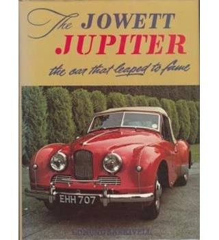 The Jowett Jupiter, the Car that Leaped to Fame