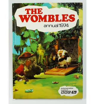 The Wombles Annual 1974