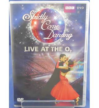 STRICTLY COME DANCING LIVE AT THE O2 2009 E
