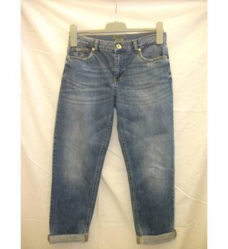 "Ted Baker Jeans - Size: 25"" - Blue"