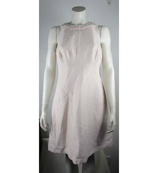 Coast Women's - Blush - Knee Length Dress - Approximate Size: 14