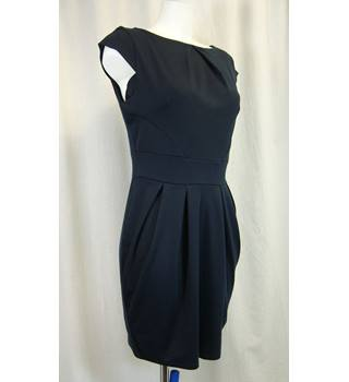 Dorothy Perkins - Size: 12 - Blue - Knee length dress