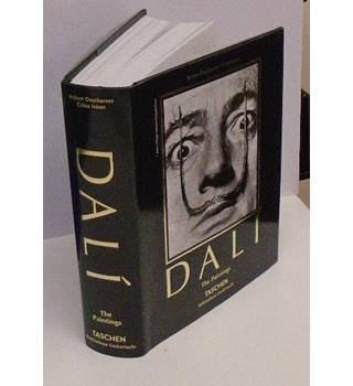 DALÍ 1904-1989.  The Paintings.  Conception: Gilles Néret. English Translation: Michael Hulse