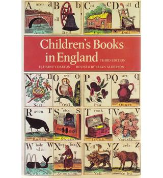 Children's Books in England - 3rd Edition