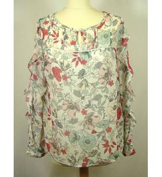 (NWOT) Per Una - Size: 10 - Multi-coloured - Blouse