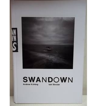 Swandown. First Edition. Inscribed to conceptual artist Jeremy Deller, possibly by one of the authors, at Mayday 2014.
