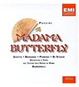 PUCCINI  Madame Butterfly / Madama Butterfly