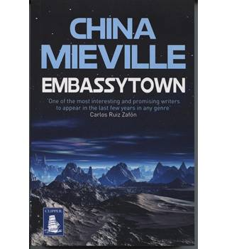 Embassytown. Large print edition