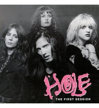 The First Session (CD EP) Hole