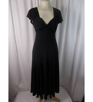 Simon Jeffery - Size 10 - Black Dress