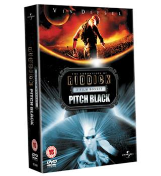 THE CHRONICLES OF RIDDICK/PITCH BLACK 15
