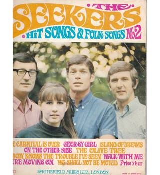 The Seekers Hit Songs & Folk Songs No 2.