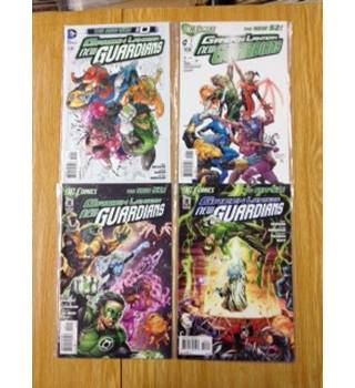 Green Lantern: New Guardians 0-40 + 2 Annuals (New 52)