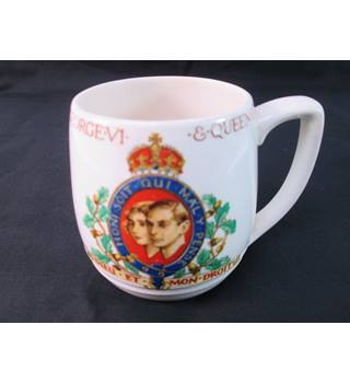 Commemorative mug - George Vi Coronation