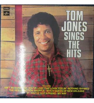 Tom Jones Sings The Hits - SCX 6613