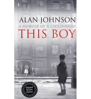 This Boy - First Edition Signed By Author