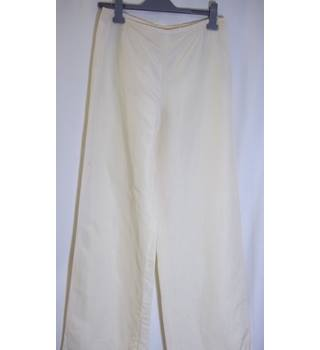 ARMANI collection - Size: L - Cream / ivory