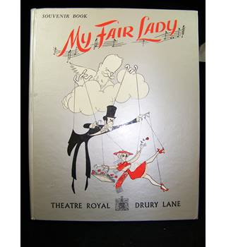 My Fair Lady Theatre Book signed