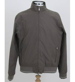M&S Collection size: L brown harrington  jacket