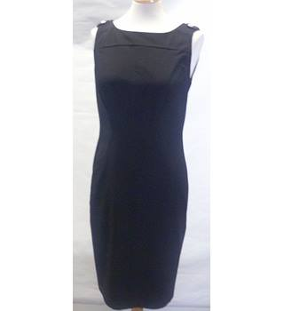 M&S Size 8 Black Bodycon Dress