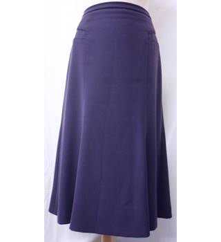 Gerry Weber - Size: 14 - Purple - Skirt