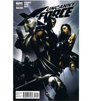 Uncanny X-Force No.1 Variant Edition