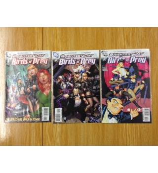 Birds Of Prey (Volume 2) 1-15
